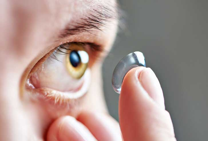 Products - Contact Lenses
